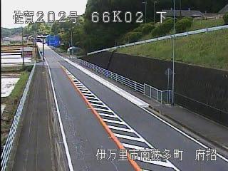 国道202号 府招のライブカメラ|佐賀県伊万里市
