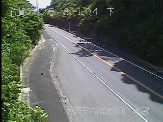 国道202号 水留のライブカメラ|佐賀県伊万里市