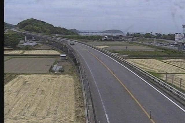 国道202号 淀川高架橋のライブカメラ|福岡県糸島市