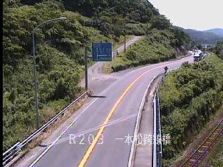 国道203号 一本松跨線橋のライブカメラ|佐賀県小城市