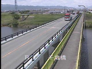 国道3号 千歳橋のライブカメラ|福岡県久留米市
