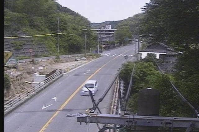 国道3号 辺春橋のライブカメラ|福岡県八女市