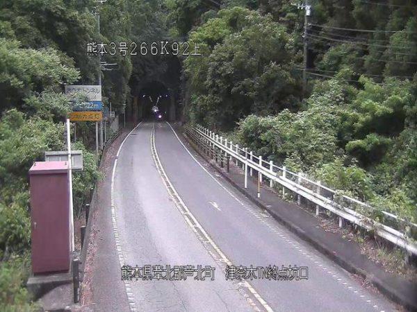 国道3号 湯浦のライブカメラ|熊本県芦北町