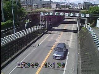 国道34号 轟木3のライブカメラ|佐賀県鳥栖市