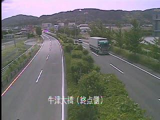 国道34号 牛津大橋2のライブカメラ|佐賀県小城市
