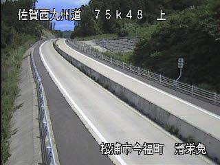 国道497号 滑栄免のライブカメラ|長崎県松浦市