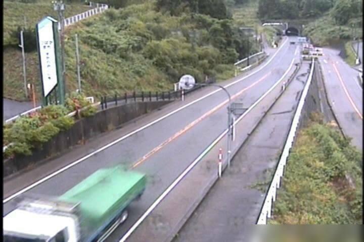 国道8号 九折のライブカメラ|石川県津幡町