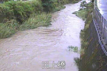新川 田上橋のライブカメラ|鹿児島県鹿児島市