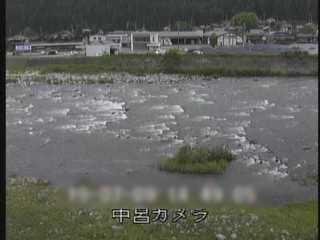飛騨川 中呂のライブカメラ|岐阜県下呂市