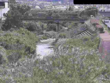 葛城川 葛城橋のライブカメラ|奈良県橿原市