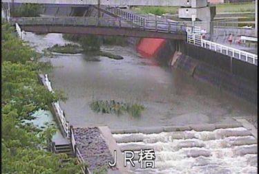 木之下川 JR橋のライブカメラ|鹿児島県鹿児島市