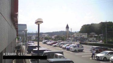 きららシティ駐車場のライブカメラ|山梨県北杜市