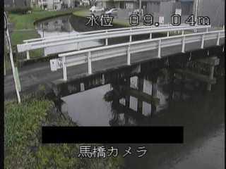 境川 馬橋のライブカメラ|岐阜県岐阜市