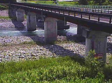 安曇川 船橋のライブカメラ 滋賀県高島市