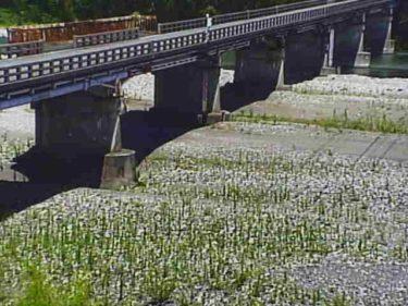 安曇川 常安橋のライブカメラ|滋賀県高島市