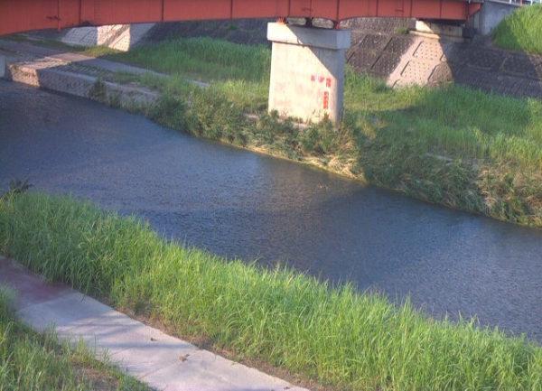 安威川 太田橋のライブカメラ 大阪府茨木市