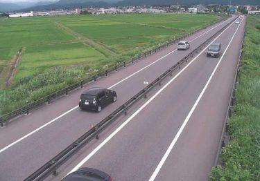 会津縦貫北道路 喜多方2のライブカメラ|福島県喜多方市
