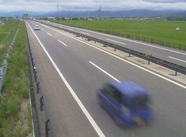 会津縦貫北道路 湯川北1のライブカメラ|福島県湯川村