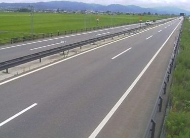 会津縦貫北道路 湯川北2のライブカメラ|福島県湯川村