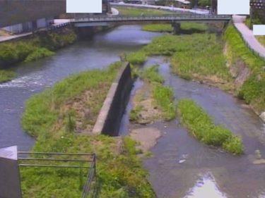 天野川 天野川橋のライブカメラ 滋賀県米原市