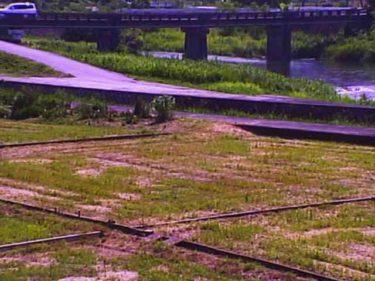天野川 息長橋のライブカメラ|滋賀県米原市