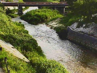 大戸川 旭橋のライブカメラ 滋賀県甲賀市