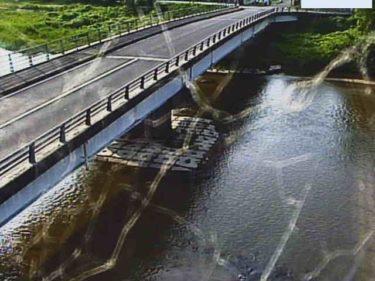 大戸川 石居橋のライブカメラ|滋賀県大津市