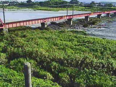 愛知川 御幸橋のライブカメラ|滋賀県愛荘町