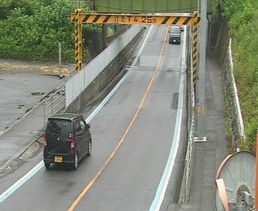 愛媛県道141号 西条港線JRアンダー北のライブカメラ|愛媛県西条市