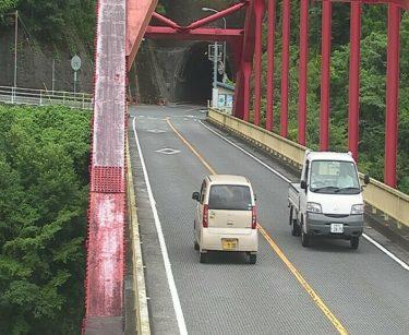 愛媛県道25号 野村町河西のライブカメラ|愛媛県西予市