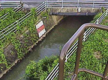 蛇砂川 萬石橋のライブカメラ|滋賀県東近江市