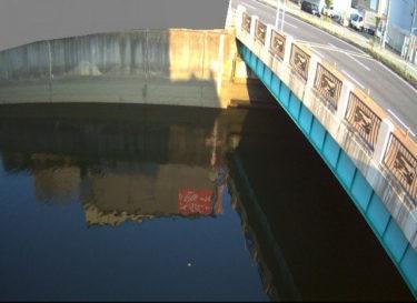 平野川分水路 今里大橋のライブカメラ|大阪府大阪市