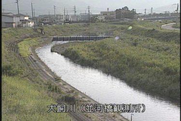犬飼川 並河橋観測所のライブカメラ|京都府亀岡市