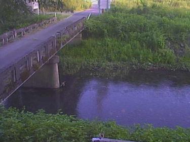石田川 岸脇橋のライブカメラ 滋賀県高島市
