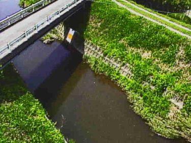 出雲川 大正橋のライブカメラ|滋賀県日野町