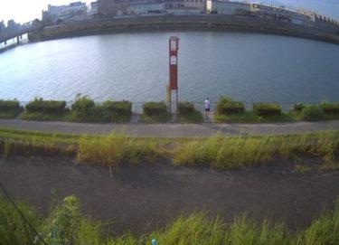 神崎川 大吹橋のライブカメラ|大阪府大阪市