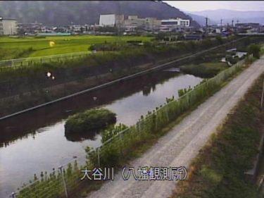 大谷川 八幡観測所のライブカメラ|京都府八幡市