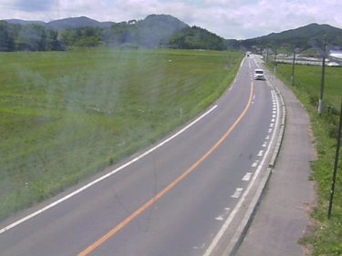 福島県道12号 深谷2のライブカメラ|福島県飯舘村