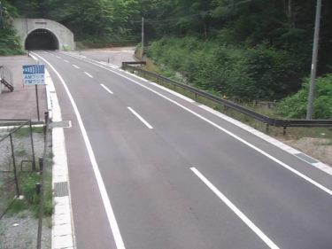 福島県道12号 八木沢トンネル原町側1のライブカメラ|福島県南相馬市