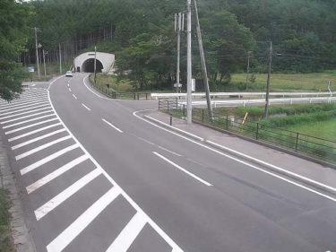 福島県道12号 八木沢トンネル飯舘側1のライブカメラ|福島県飯舘村