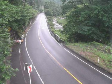 福島県道14号 岩見橋1のライブカメラ|福島県古殿町