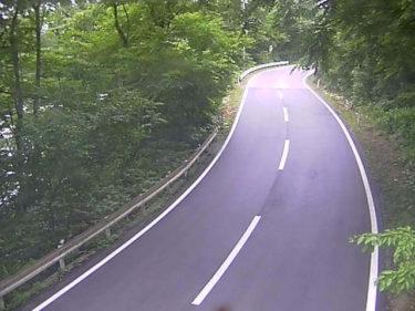 福島県道16号 釜ノ脇のライブカメラ|福島県喜多方市