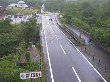福島県道37号 道の駅羽鳥湖高原1のライブカメラ|福島県天栄村