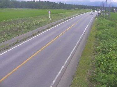 福島県道7号 視点場のライブカメラ 福島県猪苗代町