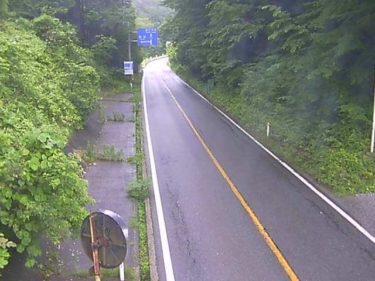 国道114号 津島2のライブカメラ|福島県浪江町