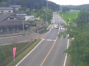 国道115号 東玉野2のライブカメラ 福島県相馬市