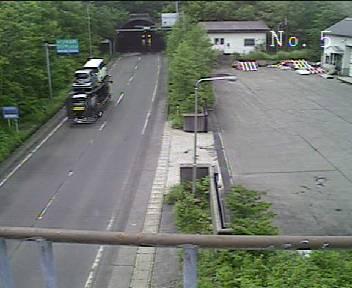 国道115号 西鴉川トンネル福島側のライブカメラ|福島県福島市
