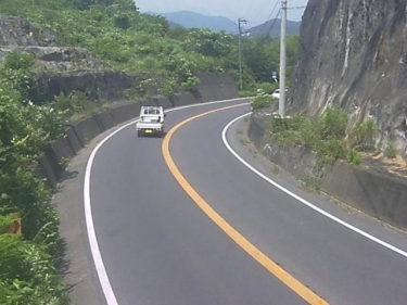 国道115号 大波1のライブカメラ|福島県福島市