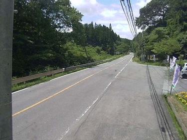 国道115号 霊山町2のライブカメラ|福島県伊達市