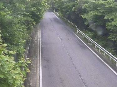 国道118号 鳳坂峠Bのライブカメラ|福島県天栄村